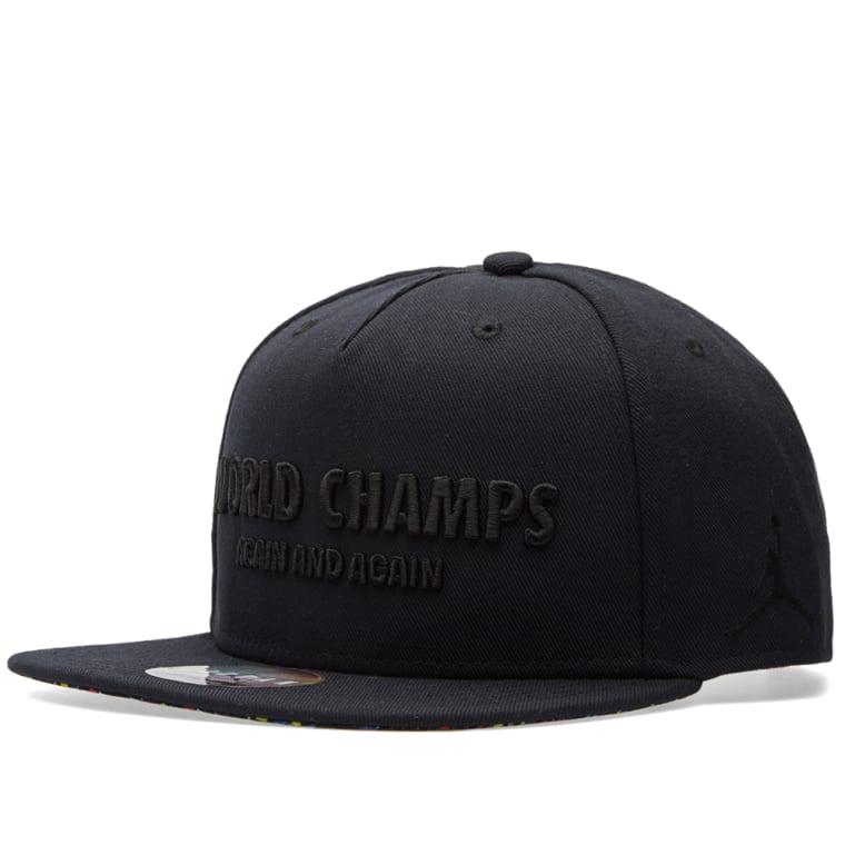 Nike Jordan Celebration Cap (Black)  caca4f5ffe0e