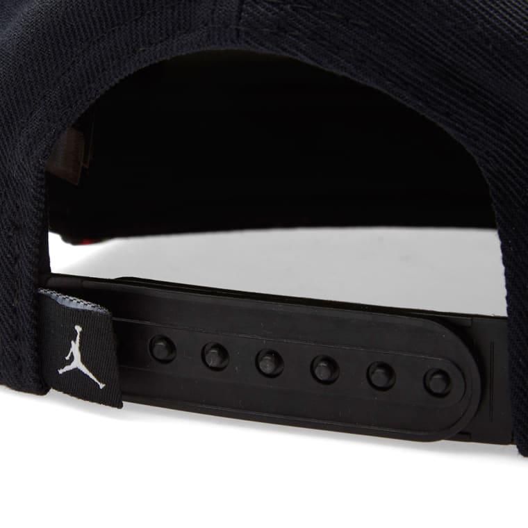 d6adbe13735 Nike Jordan Celebration Cap (Black)