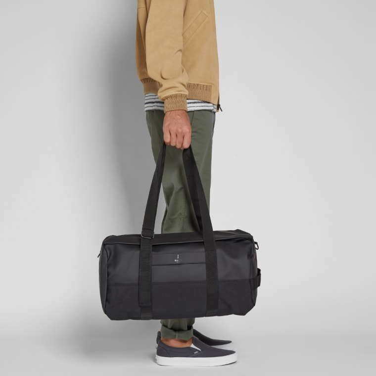 Rains Duffel Bag Black 9