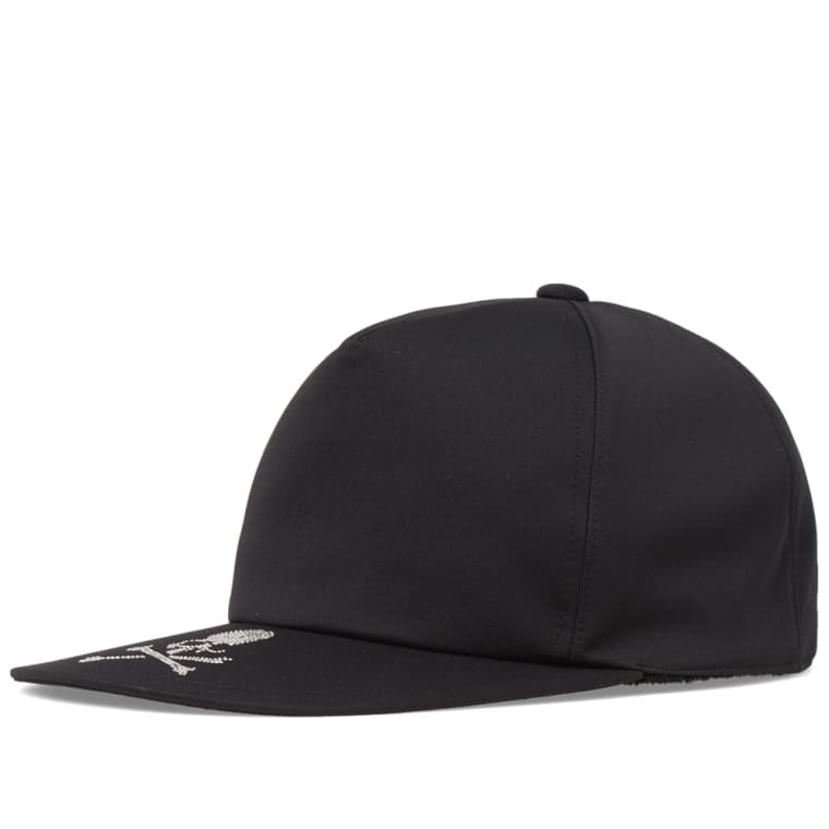 08e9b81a2d4 MASTERMIND WORLD Cap (Black)