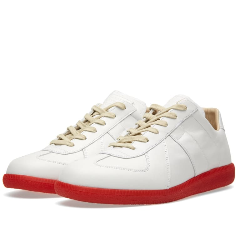 Replica sneakers - Red Maison Martin Margiela