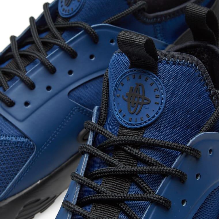 quality design 810e2 59f19 ... spain nike air huarache run ultra coastal blue dark obsidian 4 f4695  1c19d ...