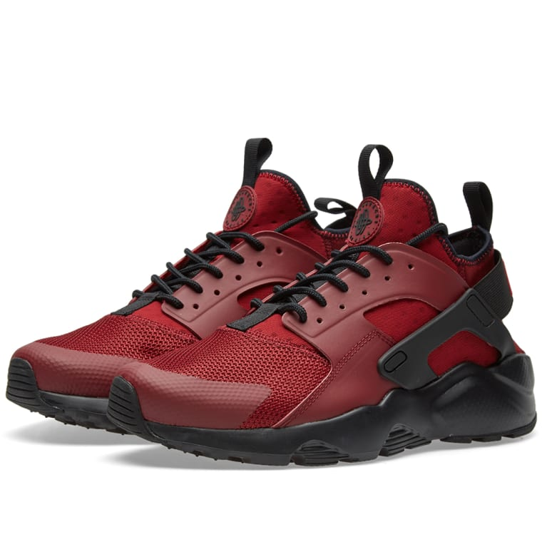 bbbd09ac1be ... Nike Air Huarache Run Ultra Team Red Gym .