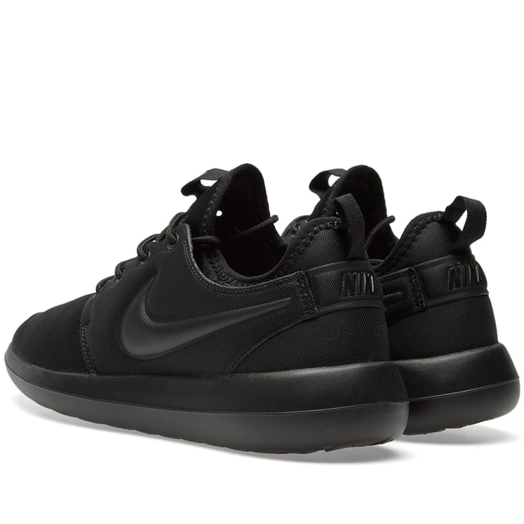 buy popular 9a1f7 db22f Nike W Roshe Two Black   Black 1