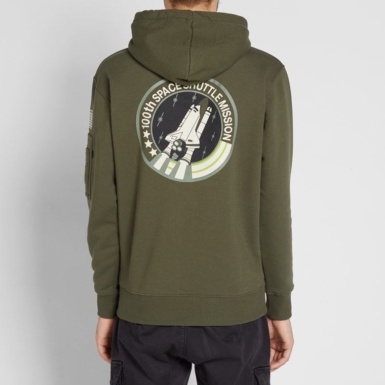 alpha industries 100th space shuttle mission - photo #23