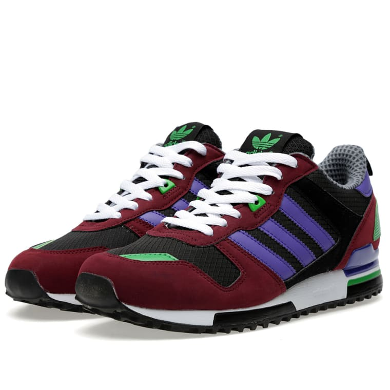 4c5da36897a92 Adidas ZX 700 (Black   Blast Purple )