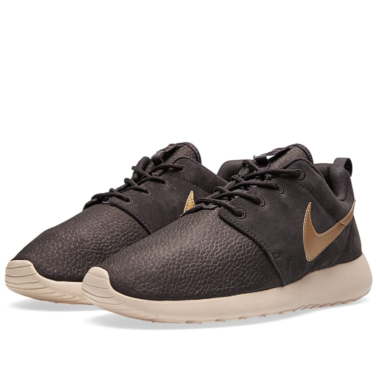 Nike Roshe Run (Volt Brown   Gold)   END. 75b27a7f74