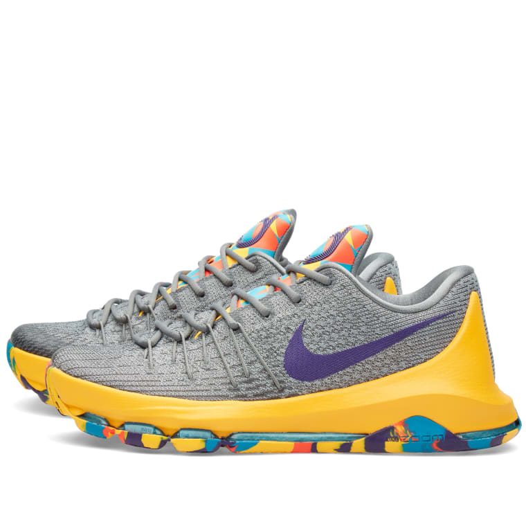 wholesale dealer 5d3bc dcd71 ... closeout nike kd 8 p.g. county wolf grey court purple 3 7f726 8353f