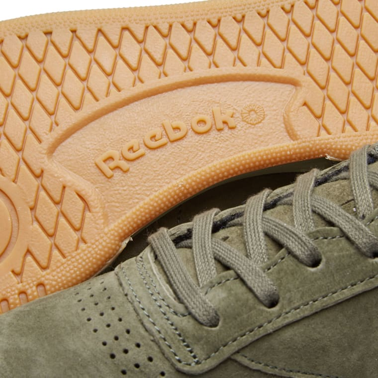 a2b0401c865 Reebok Club C TG (Hunter Green   Poplar Green)