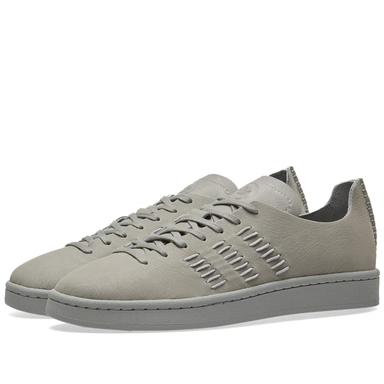 best sneakers 3906f ebb5e Adidas x Wings + Horns Campus Shift Grey 1