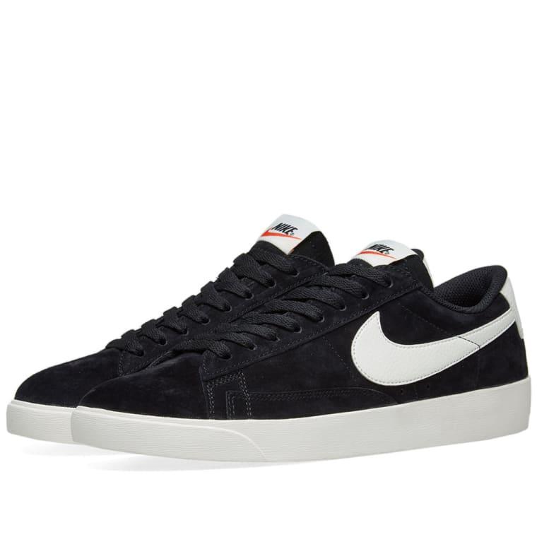 huge selection of 0bab5 94377 Nike Blazer Low SD W Black  Sail 1