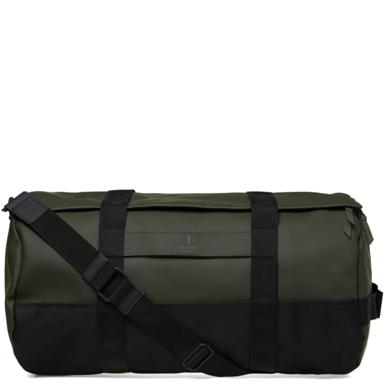 Rains Duffel Bag Green 1