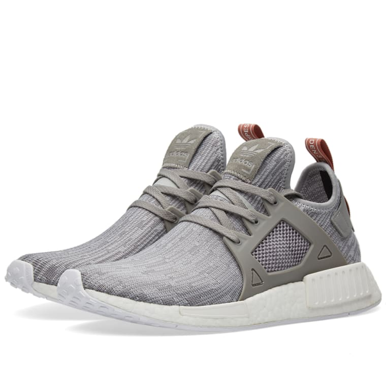 Adidas Women S Nmd Xr1 Pk W Clear Onix Amp Pink End