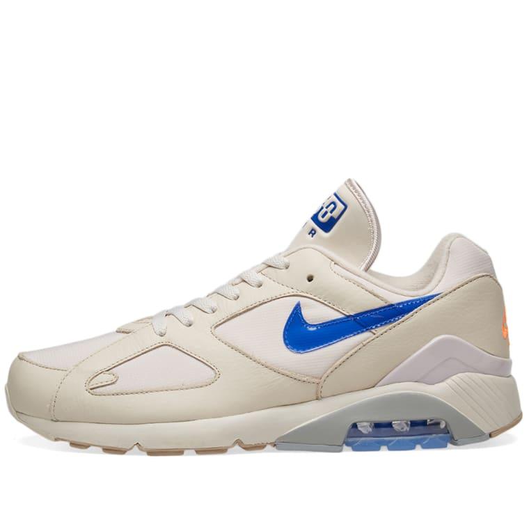 sports shoes a5b37 353c8 ... order nike air max 180 sand racer blue orange 2 4bc44 907b8