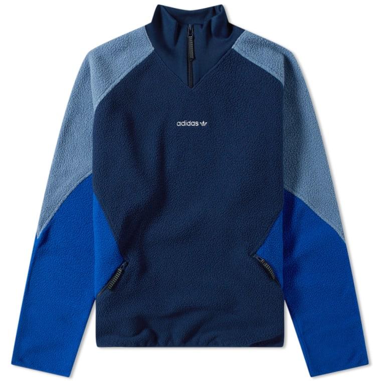 ecbd409d85da Adidas EQT Polar Jacket (Collegiate Navy)