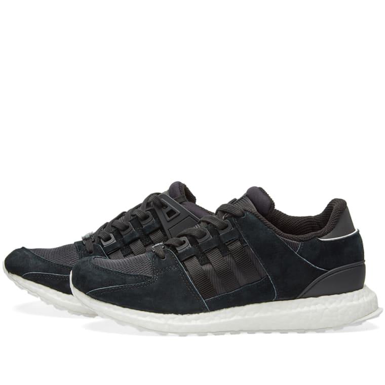 the best attitude 22adc 84a08 Adidas EQT Support 9316 Core Black  White 4
