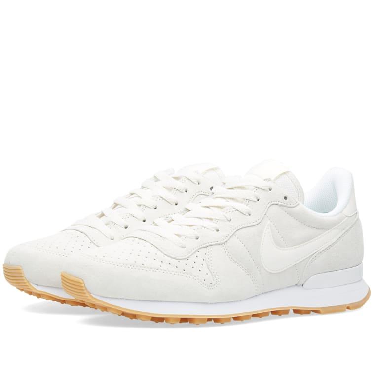 sports shoes 2cf94 90588 ... low price nike internationalist premium phantom white 1 58ace adad2