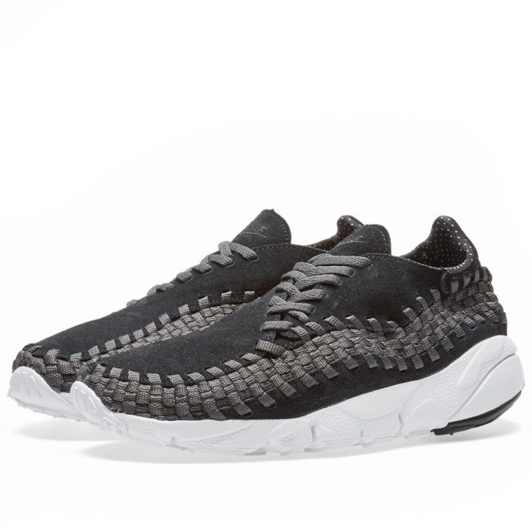 64c28d2d91c9 Nike Air Footscape Woven NM (Black