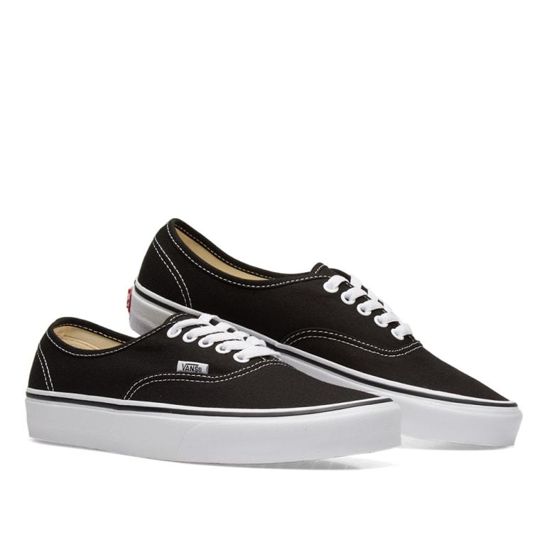 e9e101d85d966d vans authentic black black   OFF37% Discounts