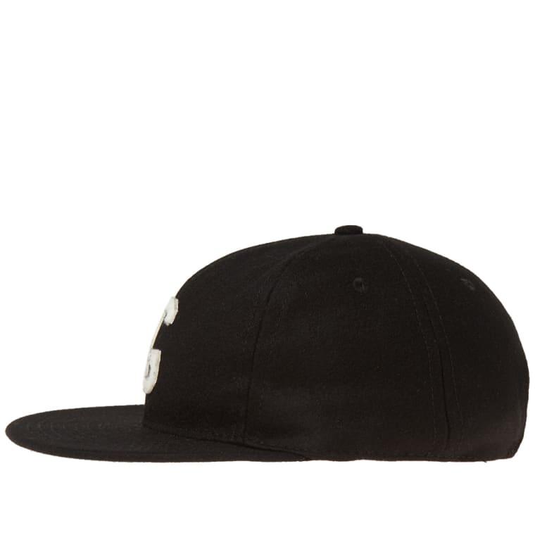 Ebbets Field Flannels Tokyo Giants 1940 Cap (Black)  9341f4d1ba7b