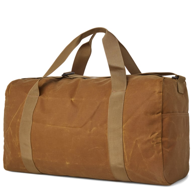 Filson Tin Cloth Medium Duffle Bag Tan