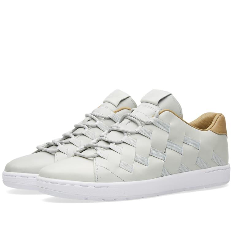 86db6c8be04d Nike Tennis Classic Ultra Premium QS (Light Silver   White)