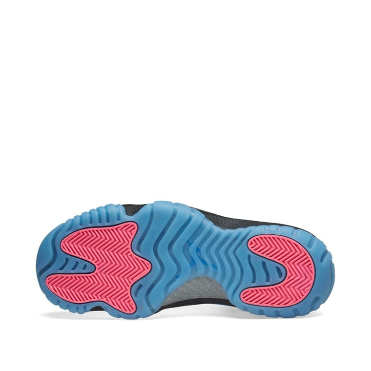 Air Jordan Future GS  Quai 54  (Black, University Blue   Pink)   END. 47b10b96a8