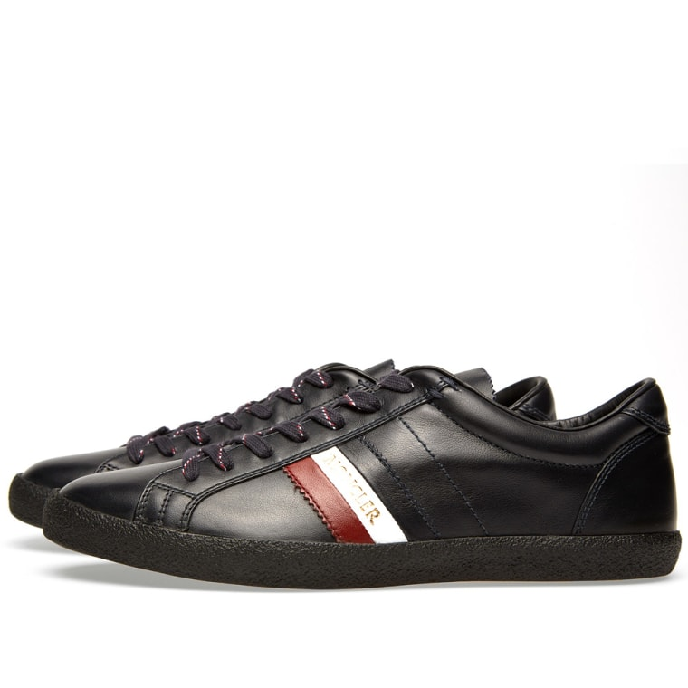 Moncler Monaco Sneaker (Navy)