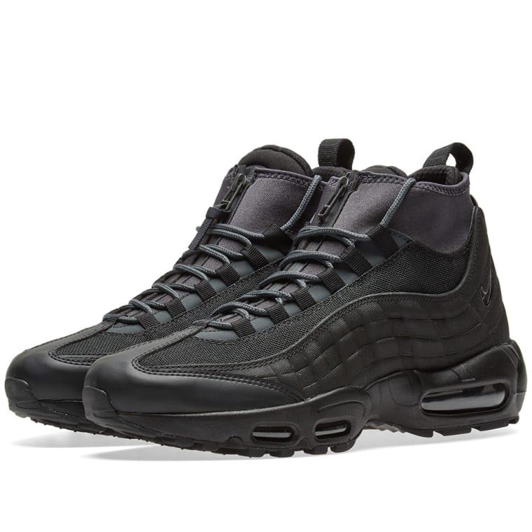 release date: 63567 6ddad ... store nike air max 95 sneakerboot black anthracite 1 20079 6432b