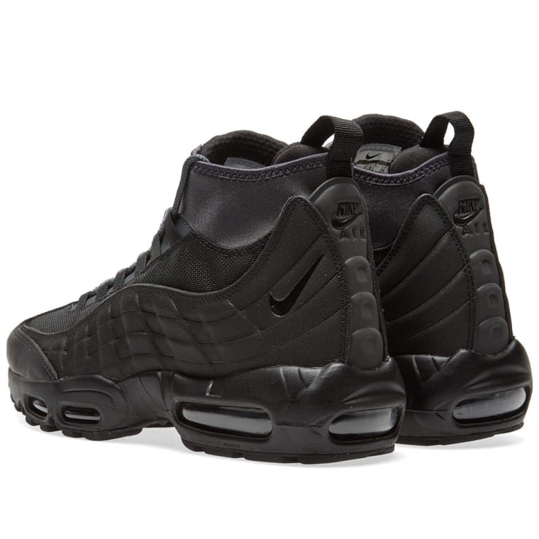 c8f0494ca6e ... france nike air max 95 sneakerboot black anthracite 3 a455e 7f4a6