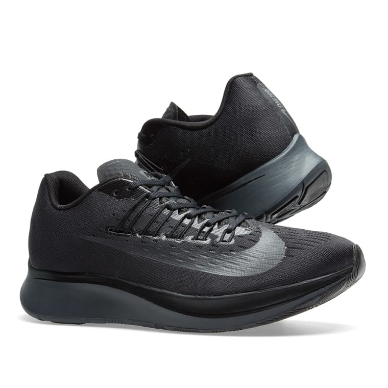 Nike Zoom Fly Black  Anthracite 7