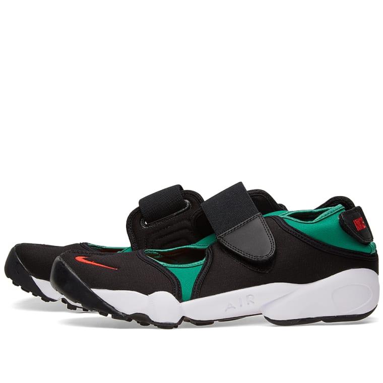 30efb035f65d Nike Air Rift Women Black Green - MHAMD MHAMD
