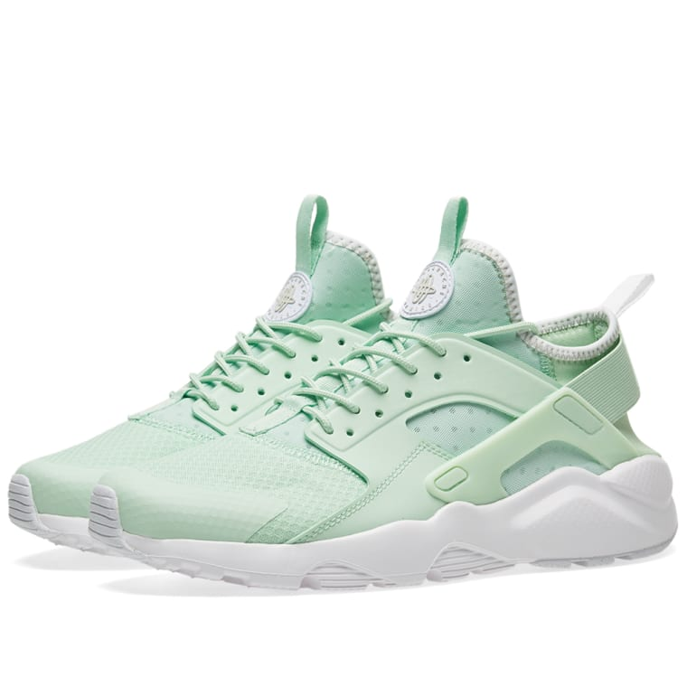outlet store 92200 94f0c ... low cost nike air huarache run ultra fresh mint pale grey 1 6947a 1bfee