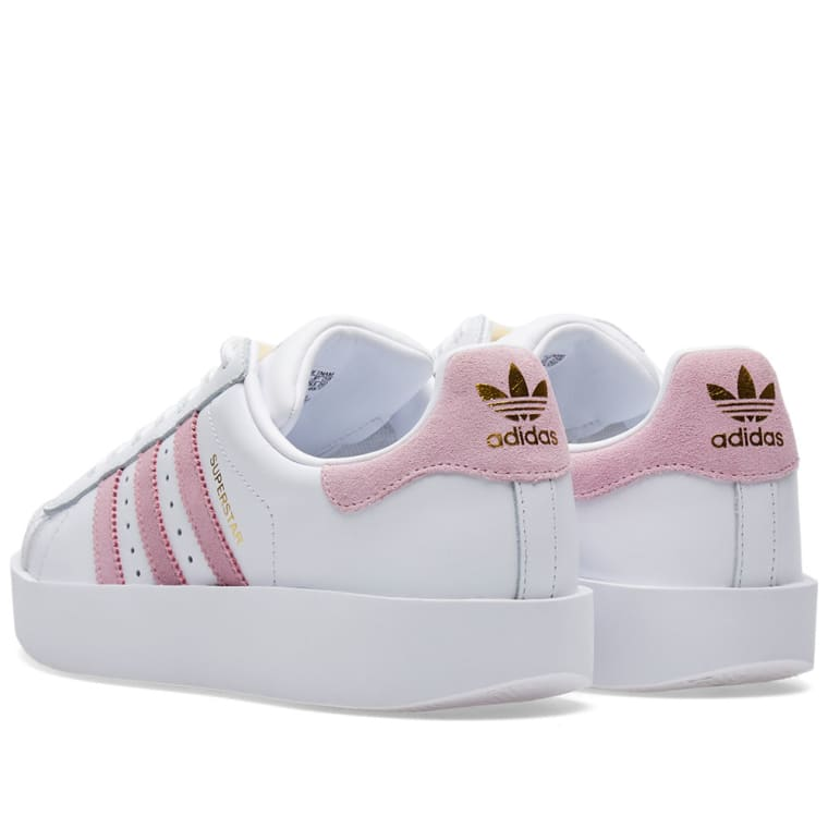 lowest price 830ae 0aa4b ... coupon code for adidas superstar bold w white pink 6 55314 ee84a