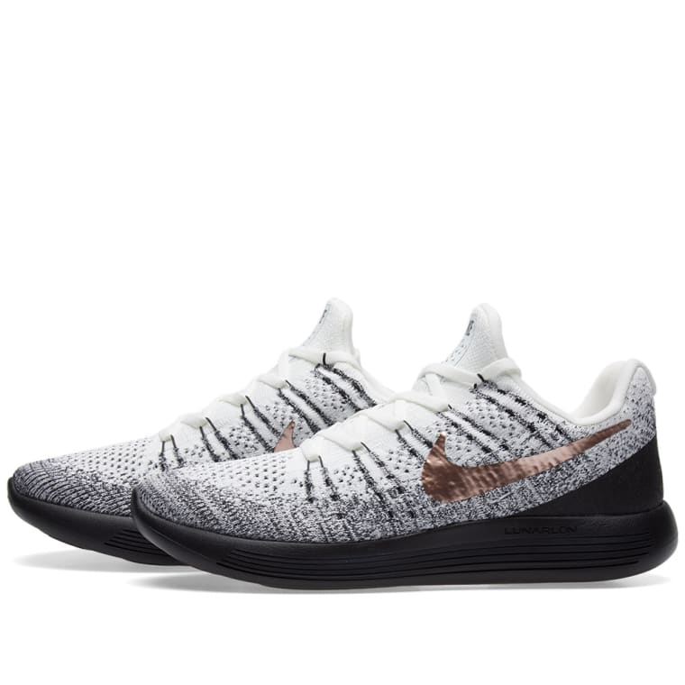 ... where to buy nike lunarepic low flyknit 2 x plore white metallic red  black 2 c46c2 2c5ae475db8c