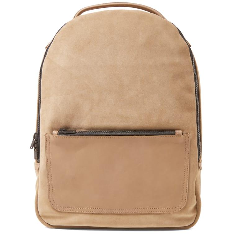 853f32abdd69 Yeezy Season 1 Leather Backpack (Khaki)