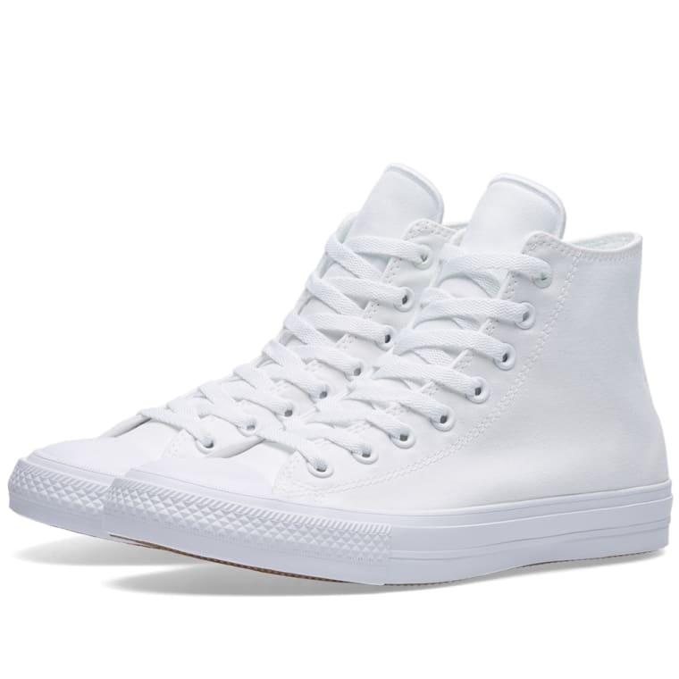 converse chuck taylor ii white