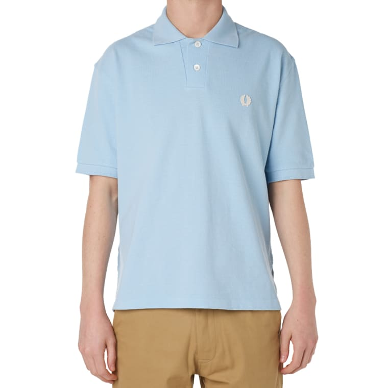 Fred Perry x Nigel Cabourn Original 1952 Pique Polo (Sky ...