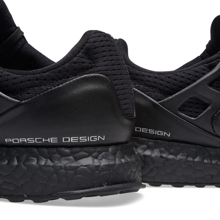 Adidas Porsche Design Ultra Boost Trainer Black End