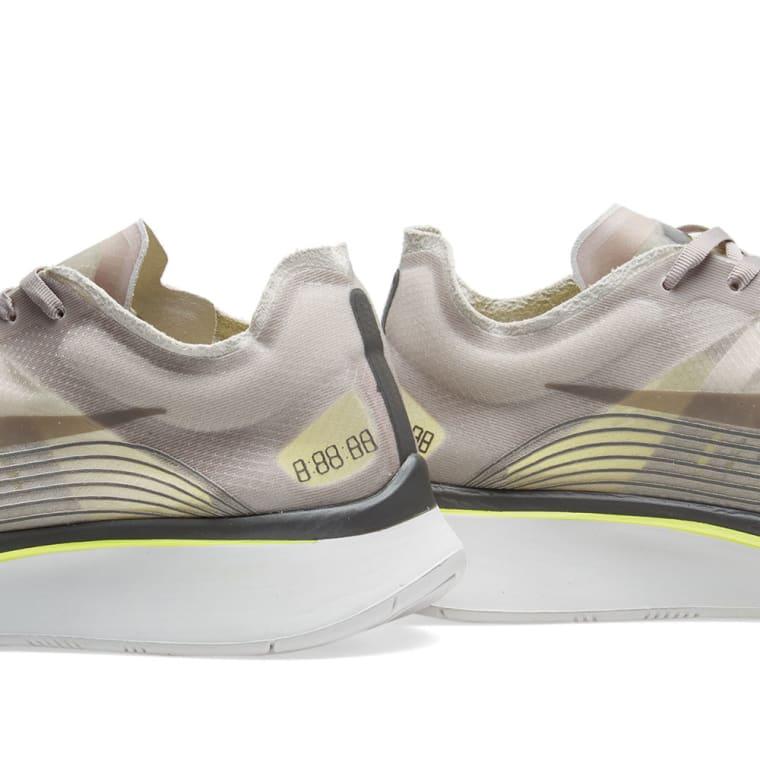 abeb9de23b1eb Nikelab Zoom Fly SP Sepia Stone Sonic Yellow  NikeLab Zoom Fly Sepia Stone  Sonic Yellow ...