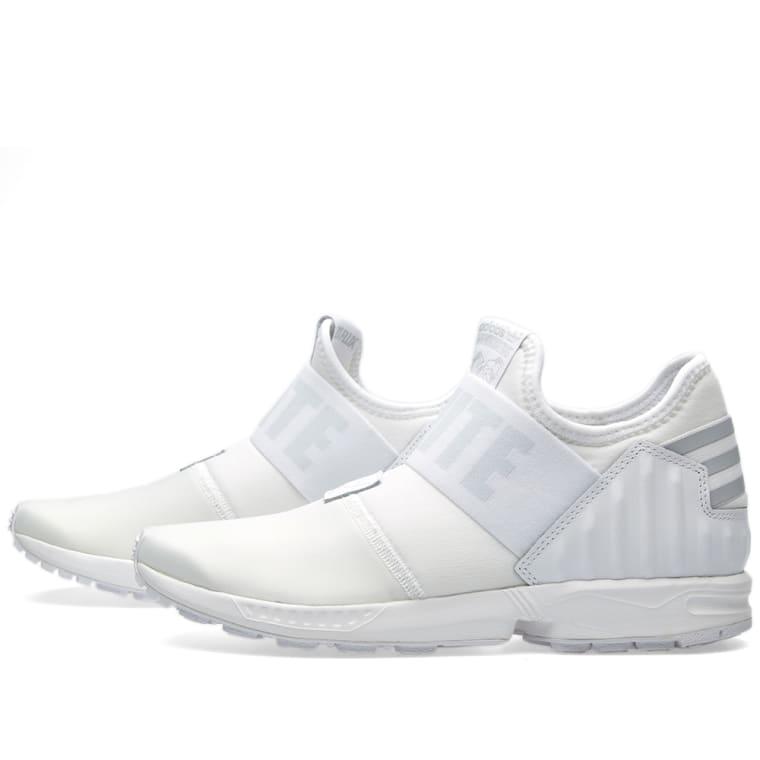 d121fbb57545 Adidas x White Mountaineering ZX Flux Plus (White)