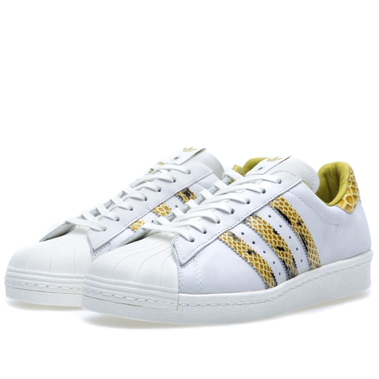 brand new 197a8 ce920 adidas consortium superstar 80s back in the day pack