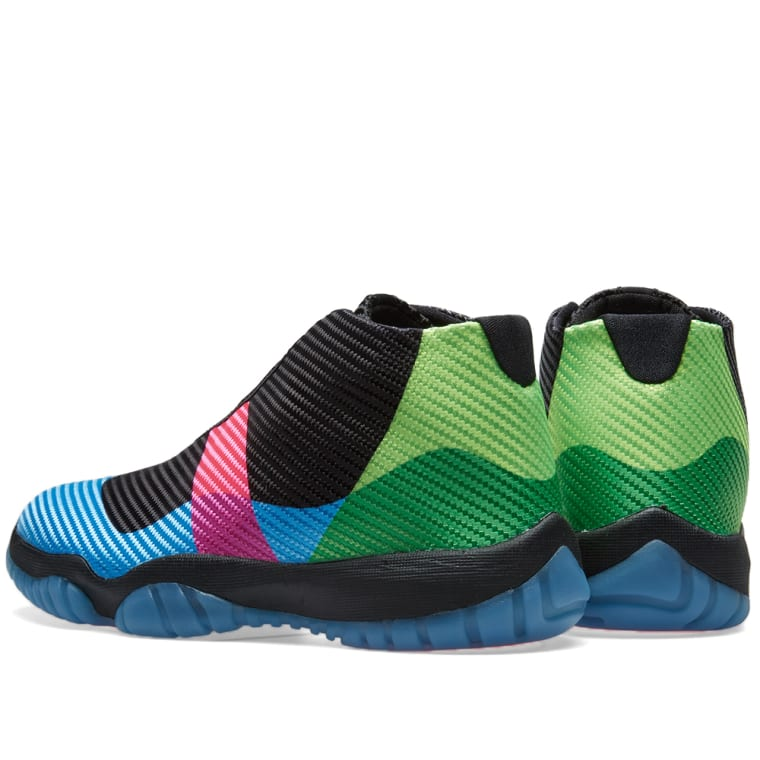4efbbf34385831 ... official air jordan future quai 54 black university blue pink 3 d0a78  51499