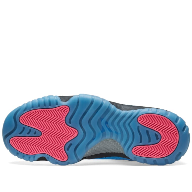 c3347524f79fdb ... air jordan future quai 54 black university blue pink 6