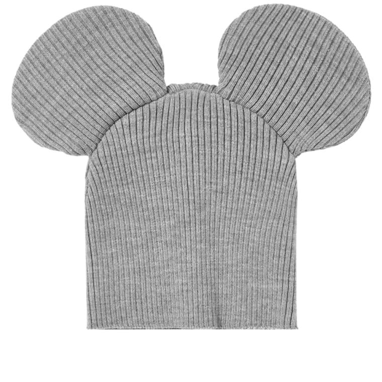 Comme des Garcons SHIRT BOYS Mouse Ear Beanie (Grey)  a999eb24dc8