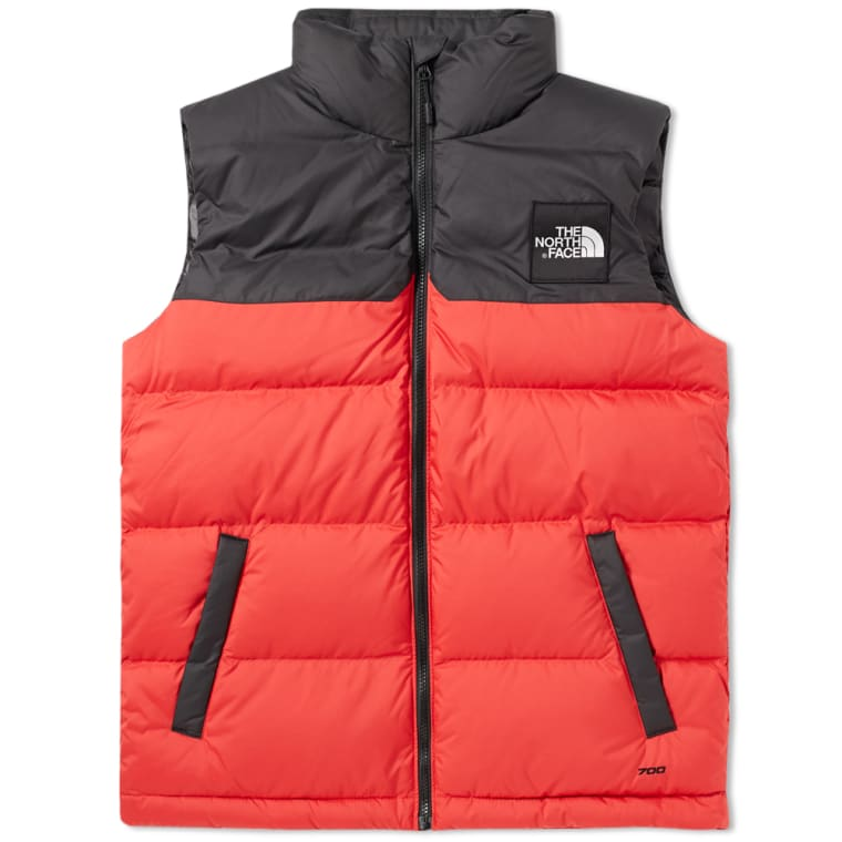 8dde29361a0f canada the north face m 1992 nuptse jacket red black 04346 188d4