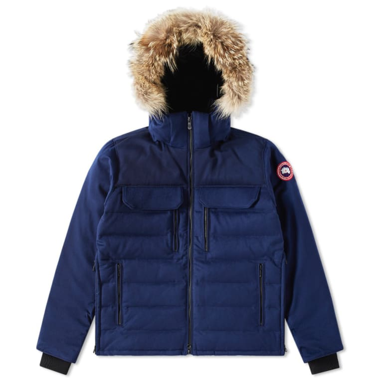 Canada Goose Chatham Parka (Navy) | END.