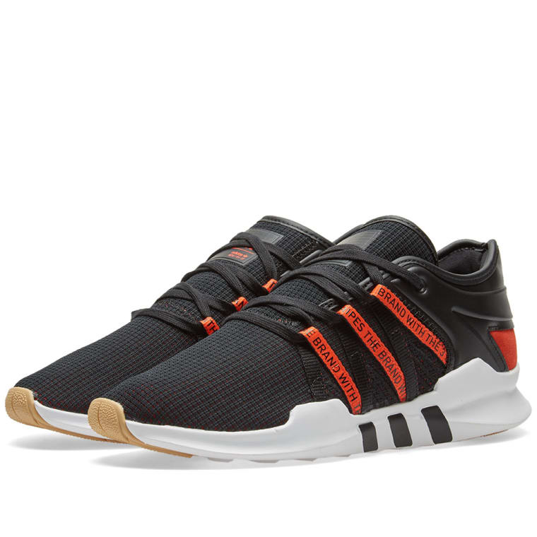 new style ba072 0610e ... new arrivals adidas eqt racing adv w black bold orange white 1 7fa55  210ec