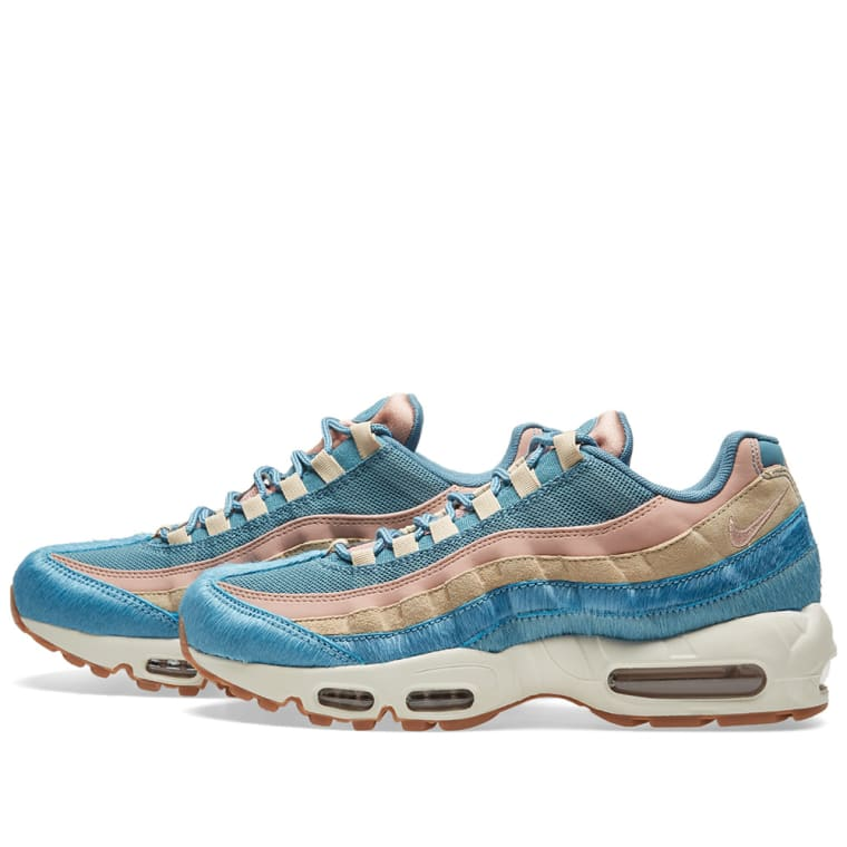 abd43ebd80819e ... Nike Air Max 95 LX W. Smokey Blue