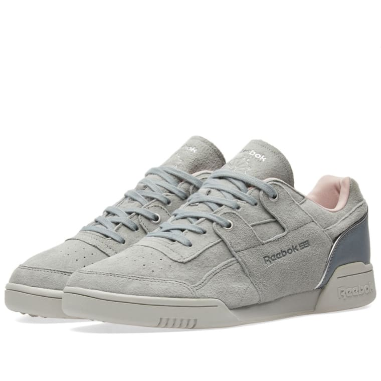 ... Reebok Workout Lo Plus Golden W Grey Silver 1 attractive price 4ede0  bc49d  Lyst ... 690486eaf